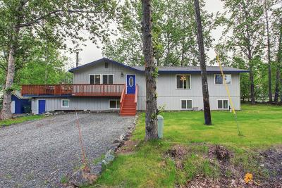 Eagle River Single Family Home For Sale: 11213 Upper Sunny Circle