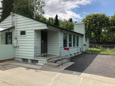 Anchorage Single Family Home For Sale: 912 W 21st Avenue