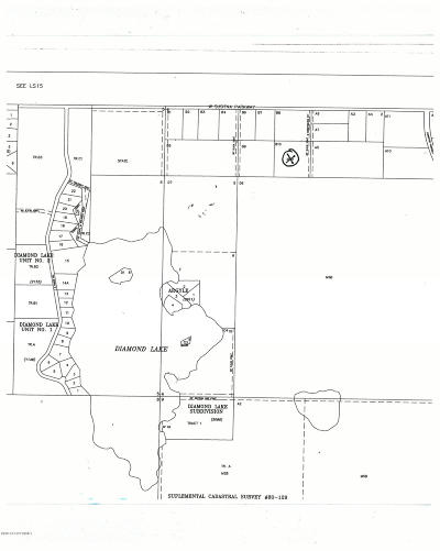 Big Lake Residential Lots & Land For Sale: 6218 Sweetwater Street