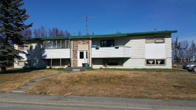Kenai, Soldotna Multi Family Home For Sale: 2438 California Avenue