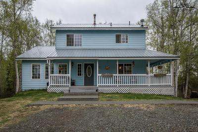 Wasilla Single Family Home For Sale: 6201 W Aeronautical Avenue