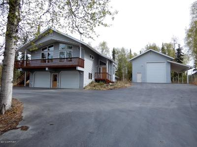 Soldotna Single Family Home For Sale: 36560 Jim Dahler Road