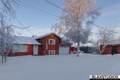 North Pole Single Family Home For Sale: 1082 Badger Road