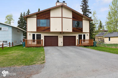 Anchorage Multi Family Home For Sale: 500 Patsy Street