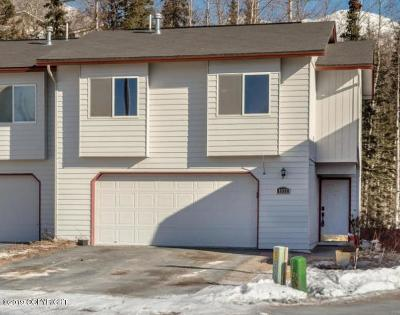 Chugiak, Eagle River Single Family Home For Sale: 8973 Northwood Park Circle