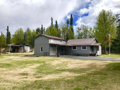 Soldotna Single Family Home For Sale: 29450 Fool's Gold Street