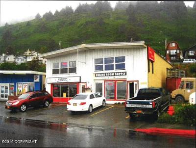 1c - Kodiak Island Borough Commercial For Sale: 322 Shelikof Street