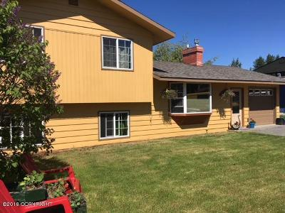 Anchorage AK Single Family Home For Sale: $356,900