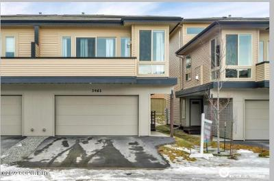 Anchorage Condo/Townhouse For Sale: 3461 Red Rock Court #5