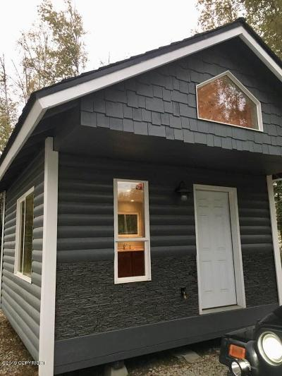 1D - Matanuska Susitna Borough Single Family Home For Sale: No Real Property