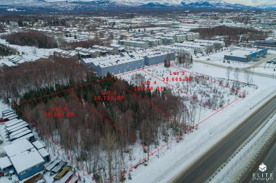 Anchorage Residential Lots & Land For Sale: 7319 Brayton Dr