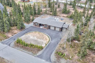 Kenai Single Family Home For Sale: 37613 Captains Court