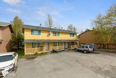 Anchorage Multi Family Home For Sale: 2031 Lore Road