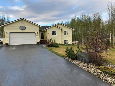 Wasilla Single Family Home For Sale: 3685 S Granite Lane