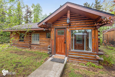 Anchorage Single Family Home For Sale: 3007 Doris Place