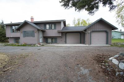Eagle River Single Family Home For Sale: 12336 E Prince Of Peace Drive