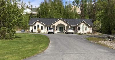 Wasilla Single Family Home For Sale: 2795 W Stonebridge Drive
