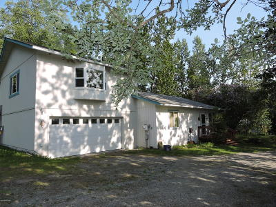 Eagle River Single Family Home For Sale: 18847 Man O War Road