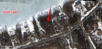 Anchorage Residential Lots & Land For Sale: 7591 Dean Drive