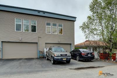 Anchorage Condo/Townhouse For Sale: 1311 L Street #4