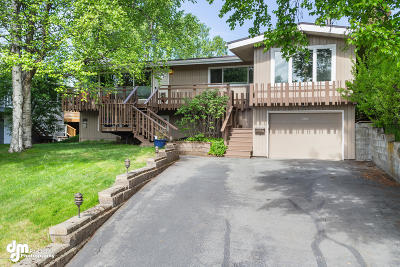 Anchorage Multi Family Home For Sale: 1351 Virginia Court