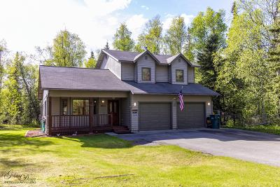 Wasilla Single Family Home For Sale: 3150 N Wabasha Place