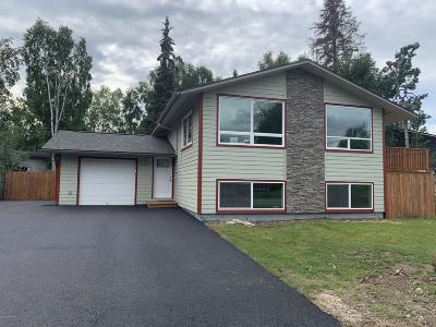 Anchorage Single Family Home For Sale: 3914 James Drive