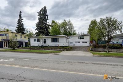 Anchorage Commercial For Sale: 4217 Spenard Road