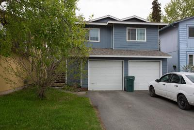 Anchorage Single Family Home For Sale: 7670 Little Bend Circle