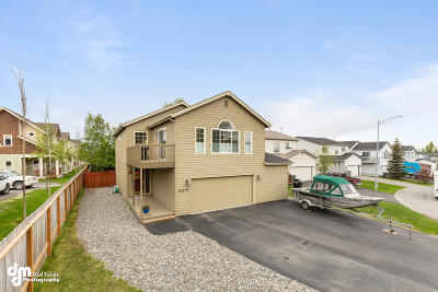 Anchorage Single Family Home For Sale: 10370 Red Cedar Circle