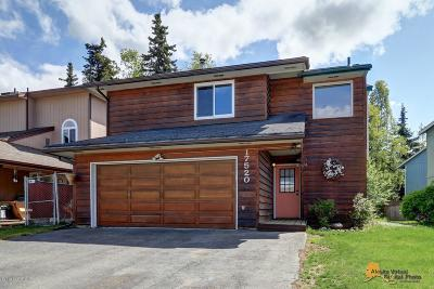 Eagle River Single Family Home For Sale: 17520 Beaujolais Drive