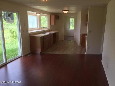 1D - Matanuska Susitna Borough Single Family Home For Sale: 21603 W Parks Highway