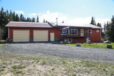 Homer AK Single Family Home For Sale: $395,000