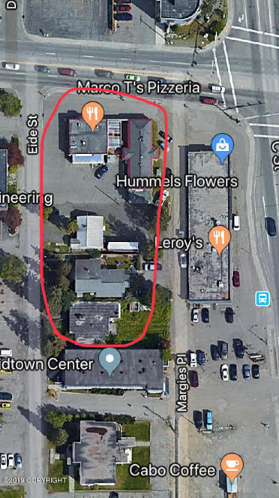 Anchorage Commercial For Sale: 300 W Fireweed Lane
