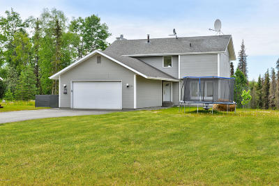 Kenai Single Family Home For Sale: 230 Eisenhower Lane