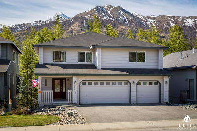 Eagle River Single Family Home For Sale: 20766 Icefall Drive