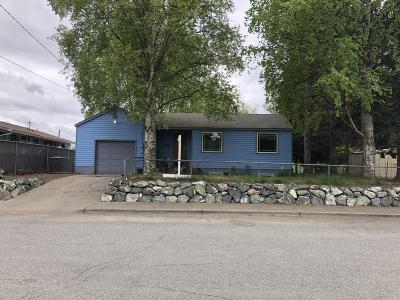 Anchorage Single Family Home For Sale: 1513 Sunrise Drive