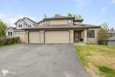 Anchorage Single Family Home For Sale: 7150 E Chester Heights Circle