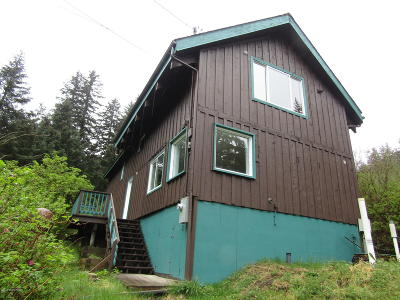 Kodiak Single Family Home For Sale: 2606 Devils Prong
