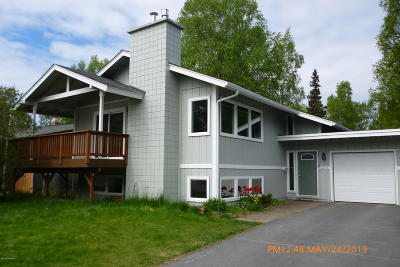 Anchorage Single Family Home For Sale: 3404 Vassar Drive