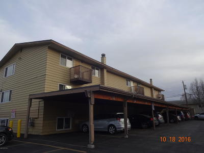 Anchorage Rental For Rent: 3112 W 33rd Avenue #10
