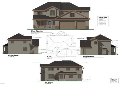 Wasilla Single Family Home For Sale: 3584 S Barn Gable Loop