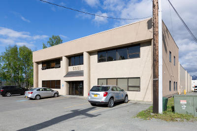 Anchorage Commercial For Sale: 5001 Arctic Boulevard
