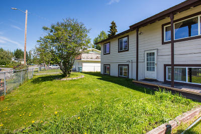 Anchorage Single Family Home For Sale: 405 Standish Street