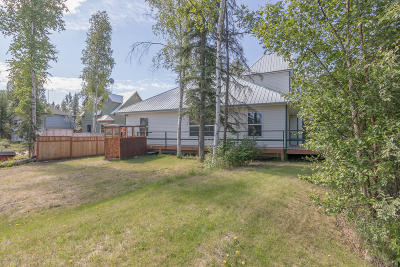 North Pole Single Family Home For Sale: 2330 Old Richardson Heights