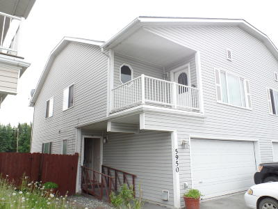 Anchorage Condo/Townhouse For Sale: 5950 Kody Drive #10