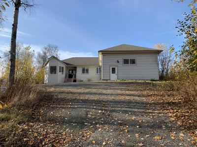 1D - Matanuska Susitna Borough Single Family Home For Sale: 4412 S Timberland Loop