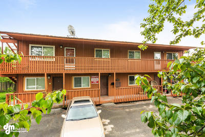 Anchorage Multi Family Home For Sale: 3401 North Star Street