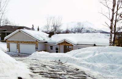 Anchorage Single Family Home For Sale: 16140 Old Seward Highway