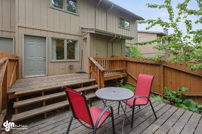 Anchorage Condo/Townhouse For Sale: 401 Dailey Avenue #G-3